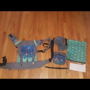One Of A Kind Beco Soleil Baby Carrier